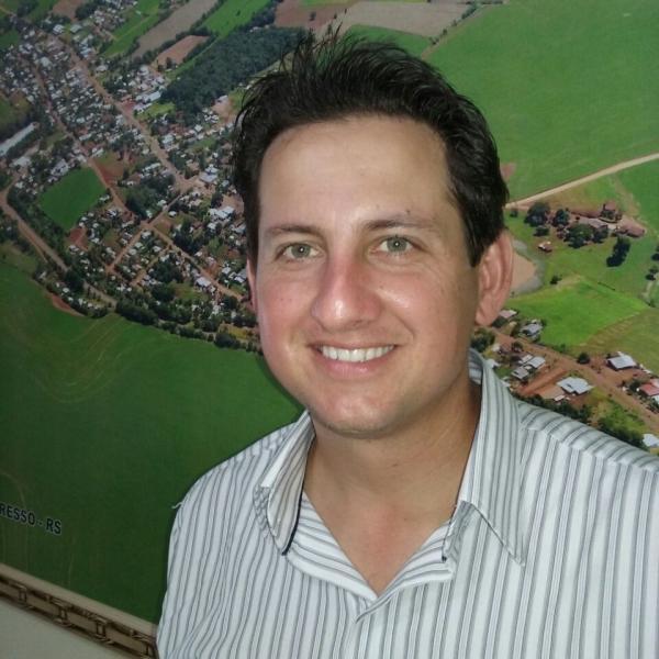 Foto do(a) Vice-prefeito: Douglas Diesel