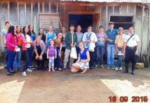 Visita ao Moinho São Roque