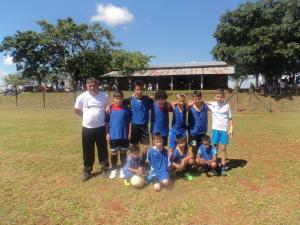 1º Torneio da Escolinha Municipal de Futebol