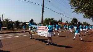 Desfile Cívico - 20 de Setembro